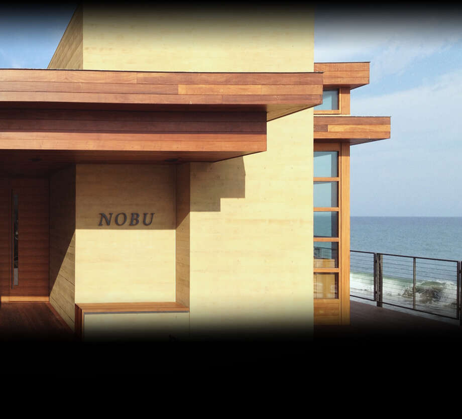 Larry Ellison owns the property which is home to Malibu's Nobu (www.nobu.com)