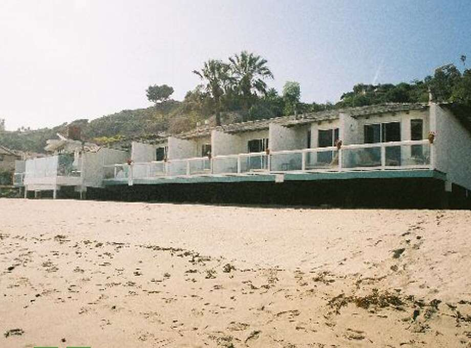 Ellison also owns the property which is leased to Casa Malibu Inn. (www.tripadvisor.com)