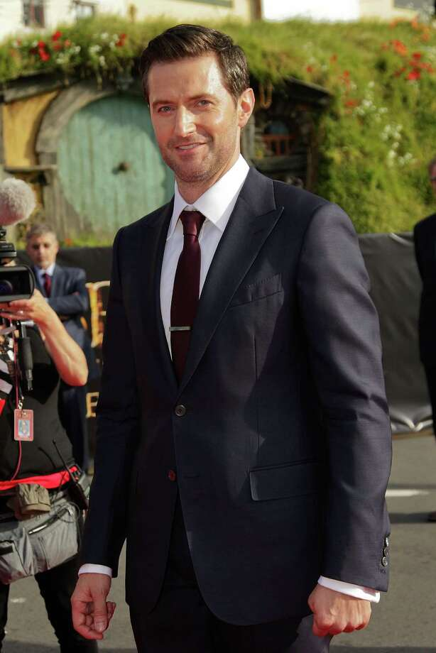 "WELLINGTON, NEW ZEALAND - NOVEMBER 28:  Richard Armitage arrives at the ""The Hobbit: An Unexpected Journey"" World Premiere at Embassy Theatre on November 28, 2012 in Wellington, New Zealand.  (Photo by Hagen Hopkins/Getty Images) Photo: Hagen Hopkins, Getty Images / 2012 Getty Images"