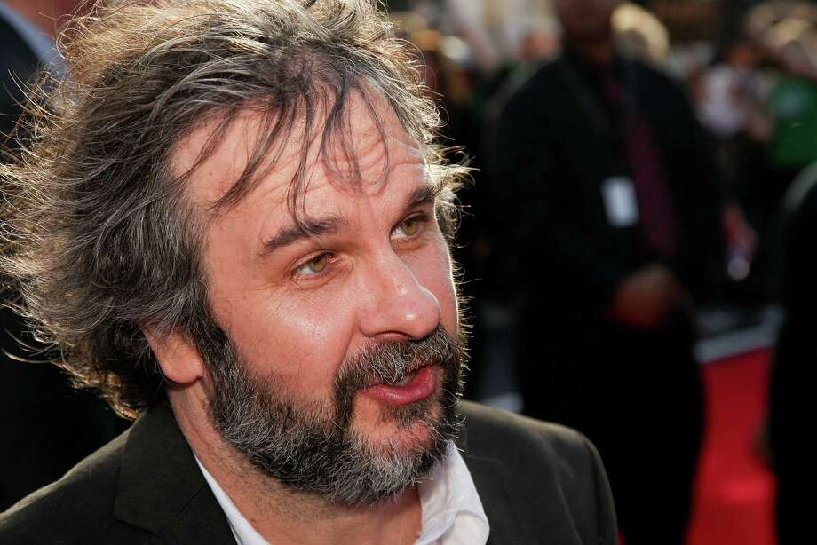 "WELLINGTON, NEW ZEALAND - NOVEMBER 28:  Director Sir Peter Jackson arrives at the ""The Hobbit: An Unexpected Journey"" World Premiere at Embassy Theatre on November 28, 2012 in Wellington, New Zealand.  (Photo by Hagen Hopkins/Getty Images) Photo: Hagen Hopkins, Getty Images / 2012 Getty Images"