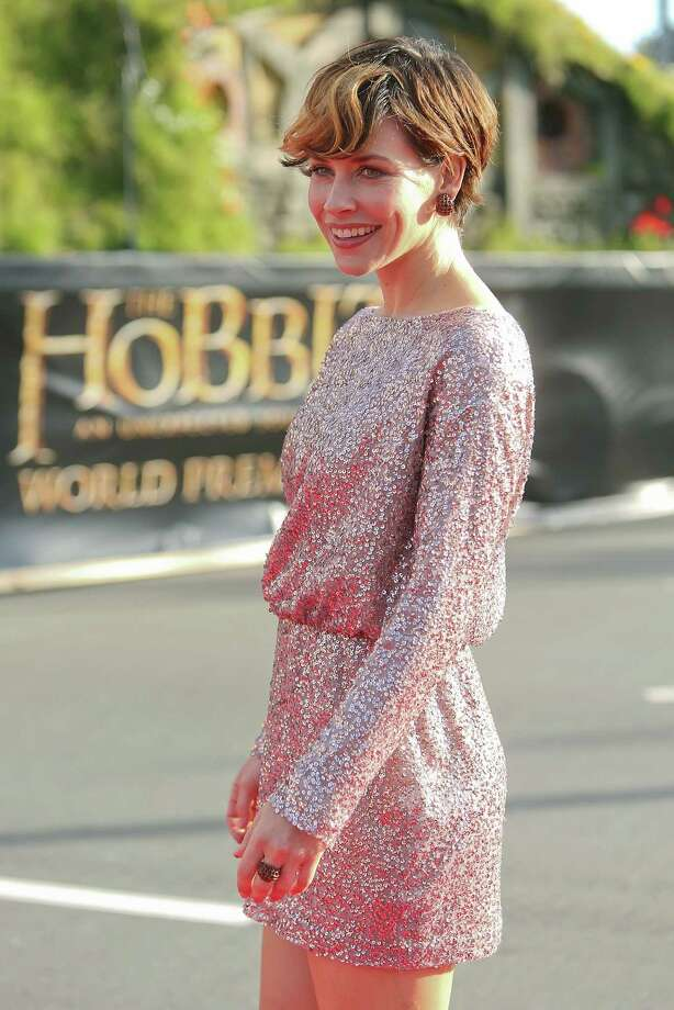"WELLINGTON, NEW ZEALAND - NOVEMBER 28:  Evangeline Lilly arrives at the ""The Hobbit: An Unexpected Journey"" World Premiere at Embassy Theatre on November 28, 2012 in Wellington, New Zealand.  (Photo by Hagen Hopkins/Getty Images) Photo: Hagen Hopkins, Getty Images / 2012 Getty Images"