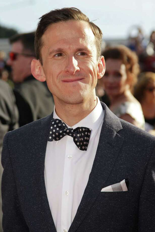 """WELLINGTON, NEW ZEALAND - NOVEMBER 28:  Adam Brown who plays Ori, arrives at the """"The Hobbit: An Unexpected Journey"""" World Premiere at Embassy Theatre on November 28, 2012 in Wellington, New Zealand.  (Photo by Hagen Hopkins/Getty Images) Photo: Hagen Hopkins, Getty Images / 2012 Getty Images"""