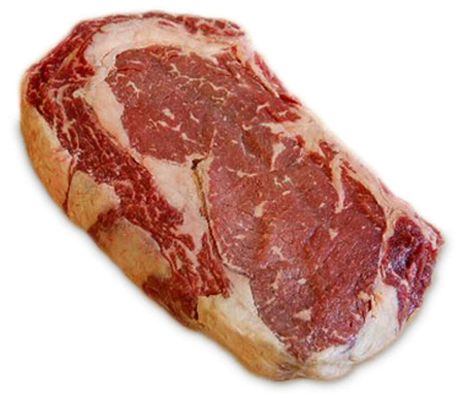 Kobe steak, $15 an oz. with an average steak costing around $90, Angelo's 677 Prime.