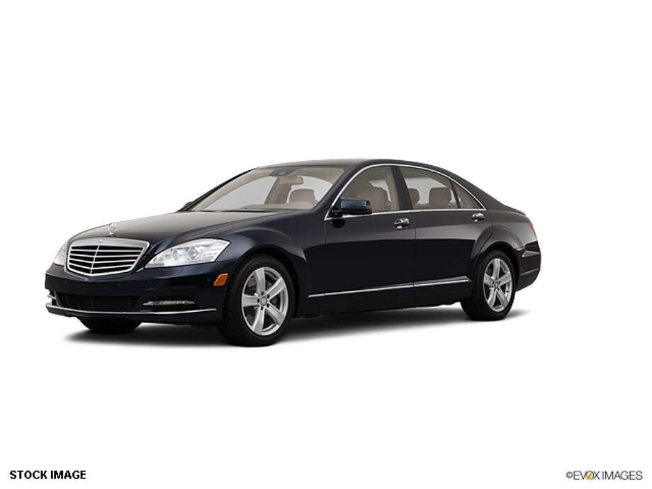 Mercedes-Benz S550 4MATIC, $103,455, at Keeler Motorcar in Latham.