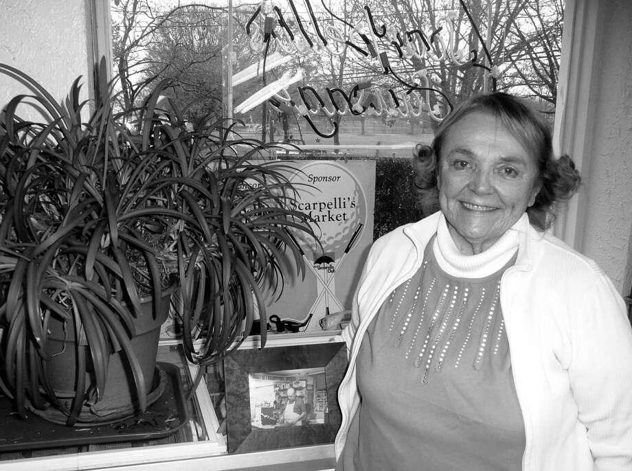 Patricia Gallagher Barrett Scarpelli, 85, speaks to Seniority. Photo: Contributed Photo