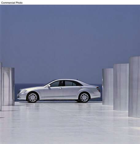 Live the good life with 6,849 Mercedes-Benz S-Class cars. Photo: PRN / MERCEDES-BENZ USA