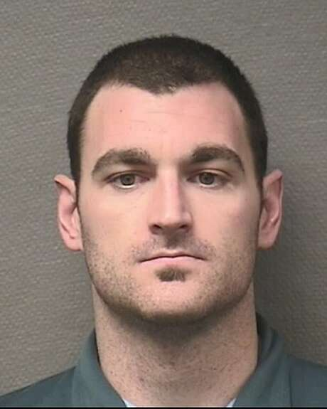 Matthew Allen Cook was arrested for breaking into several Houston hotel rooms with an electronic device. Photo: HPD