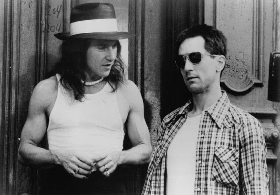"Bobby and Harvey in ""Taxi Driver"""