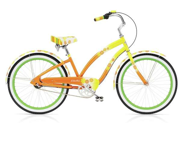 REI sells this Electra Daisy bike. Photo: Courtesy, Electric Bicycle C