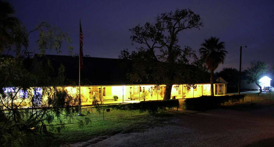 Although updated through the years, the frame buildings of the century-old  Port Bay Hunting and Fishing Club look much the same as they did when built as long ago as the early 1900s. The club, the oldest continuously operated hunting/fishing club on the Texas coast, began in 1912 and moved to its current location a couple of years later, after a hurricane destroyed the club's original headquarters on what is still called Clubhouse Point. Photo: Picasa, Shannon Tompkins/Chronicle
