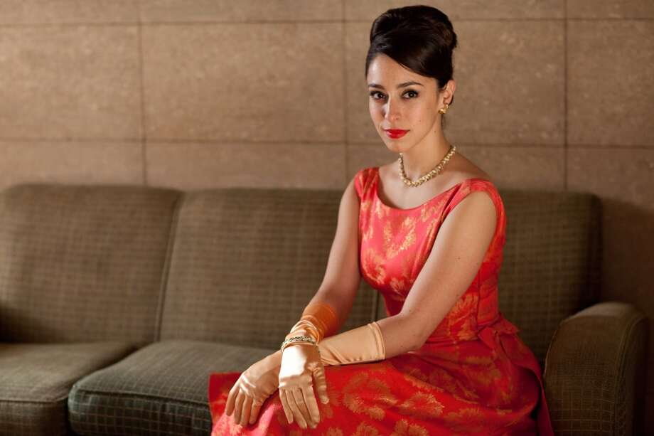 Oona Chaplin plays Hector's unhappy wife Marnie. (BBC America)
