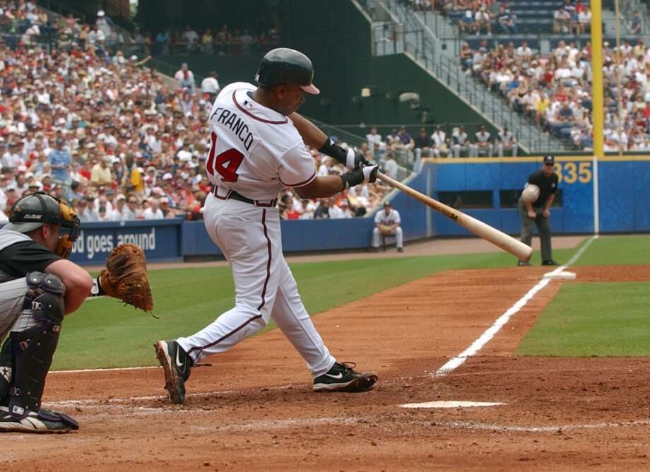 Julio Franco (Gregory Smith / Associated Press)