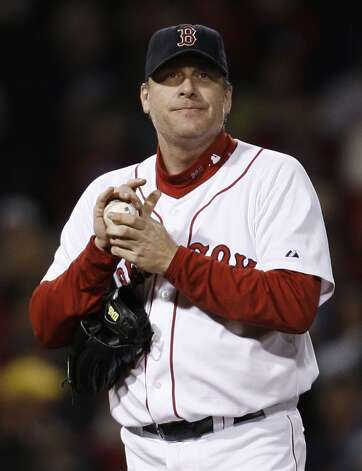 Curt Schilling (Winslow Townson / Associated Press)