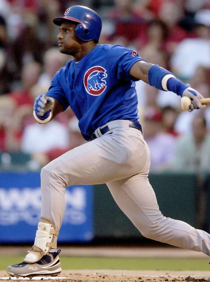 Sammy Sosa (Kyle Ericson / Associated Press)