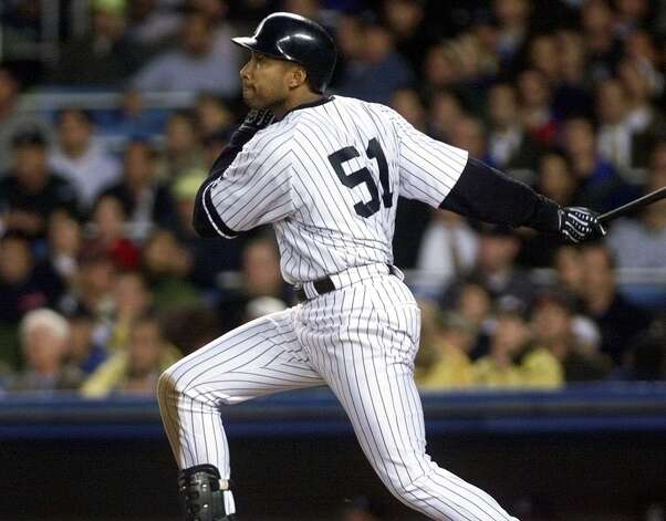 Bernie Williams (Charles Krupa / Associated Press)