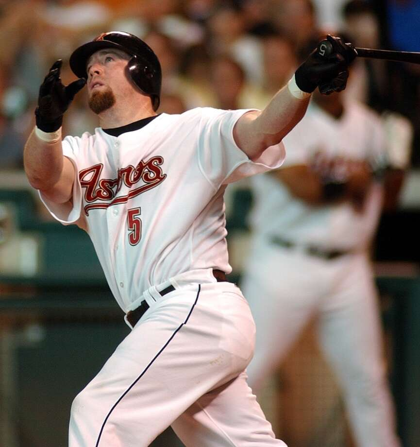 Jeff Bagwell (Christobal Perez / Chronicle)