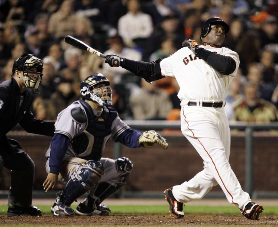 Barry Bonds (Marcio Jose Sanchez / Associated Press)