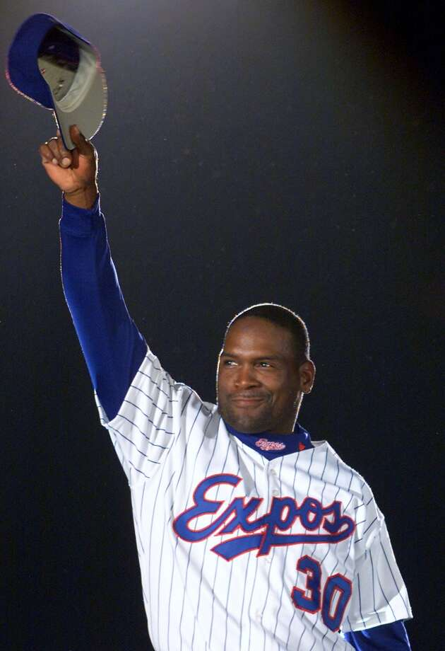 Tim Raines (Ryan Remiorz / Associated Press)