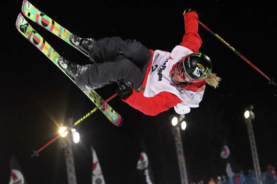 Sarah Burke, 29, died Jan. 19 in a training accident in Utah. Burke was a Canadian freestyle skier, and one of the world's best. Photo: Christophe Pallot/Agence Zoom, Getty Images / 2011 Getty Images