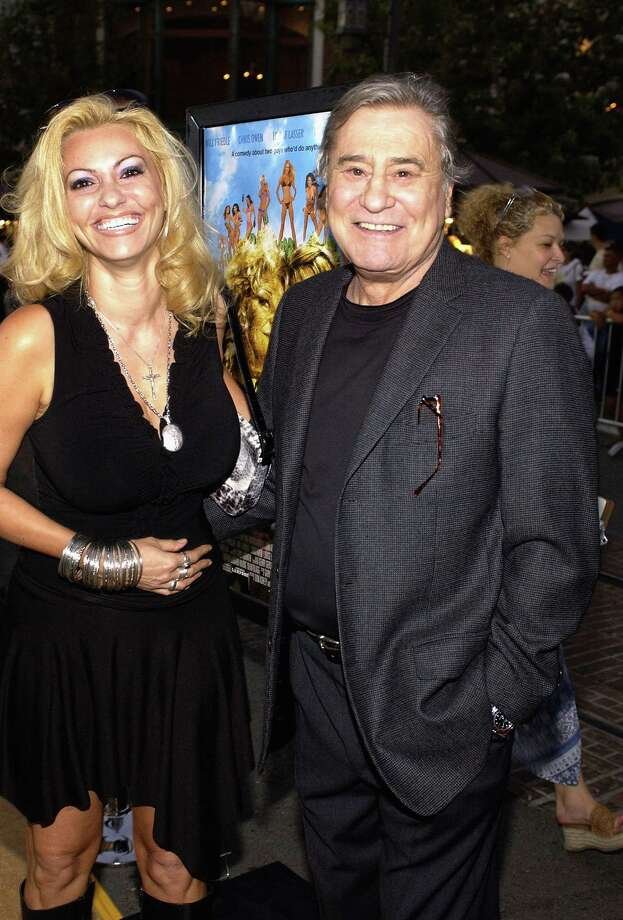 "James Farentino, 73, died Jan. 24 of complications following a broken hip. The actor's credits include ""Dynasty,"" ""ER,"" and ""Melrose Place."" Farentino is pictured above with his wife Stella. Photo: Vince Bucci, Getty Images / 2004 Getty Images"