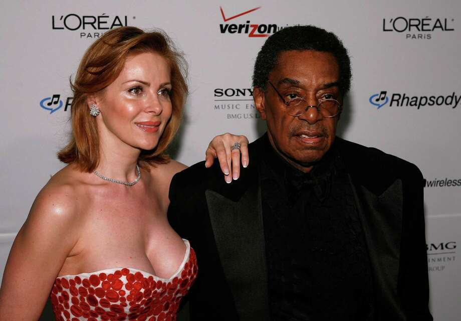 "Don Cornelius, 75, died Feb. 1. Cornelius hosted ""Soul Train"" for more than two decades. Cornelius is pictured above with wife Victoria. Photo: Vince Bucci, Getty Images / 2007 Getty Images"