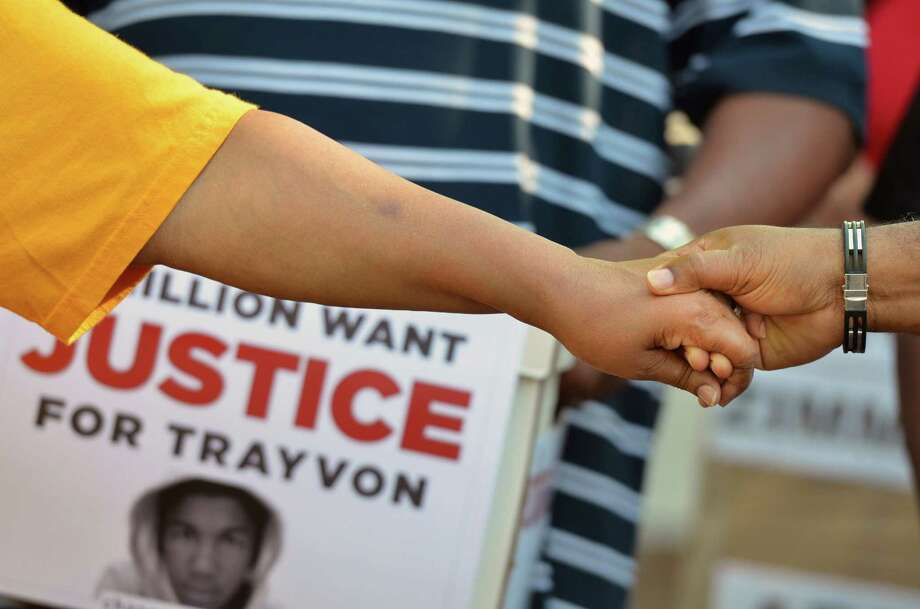Trayvon Martin, 17, was shot to death Feb. 26. His killing prompted protests in his home state of Florida, where his killer is currently facing charges, and elsewhere. Photo: Roberto Gonzalez, Getty Images / 2012 Getty Images
