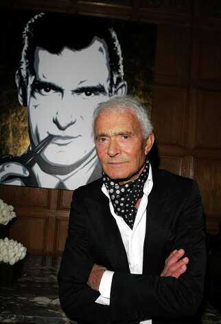 Vidal Sassoon, 84, died May 9. The British hairdresser is credited with changing the way women style their hair. Photo: Frazer Harrison, Getty Images / 2004 Getty Images