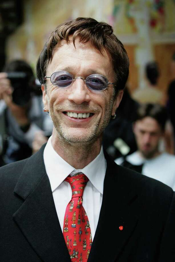Robin Gibb, 62, died May 20. A singer-songwriter, Gibb and his brothers founded the Bee Gees. Photo: MJ Kim, Getty Images / 2005 Getty Images