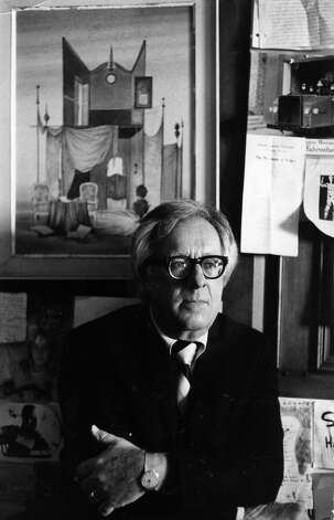 "Ray Bradbury, 91, died June 5. The science fiction author penned ""Fahrenheit 451"" and other classics of the genre. Photo: Evening Standard, Getty Images / Hulton Archive"