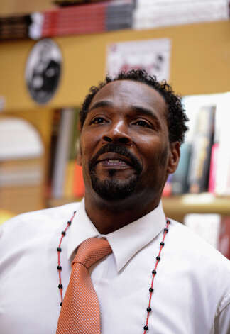 Rodney King, 47, died June 17. King was made famous after Los Angeles police officers were caught on camera savagely beating him. Photo: Kevork Djansezian, Getty Images / 2012 Getty Images