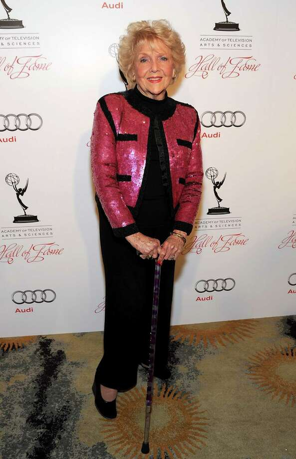 """Doris Singleton, 92, died June 26. She was best known for her work on """"I Love Lucy"""" and """"My Three Sons."""" Photo: Valerie Macon, Getty Images / 2012 Getty Images"""