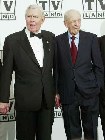 "Andy Griffith, 86, died July 3. He was best known for his work on ""The Andy Griffith Show"" and ""Matlock."" Photo: Frederick M. Brown, Getty Images / 2004 Getty Images"