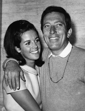 "Andy Williams, a television host and singer most famous for crooning ""Moon River,"" died Sept. 25. He was 84. (Photo by Central Press/Getty Images) Photo: Central Press, Getty Images / Hulton Archive"