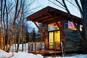 12 cozy winter lodges - Photo