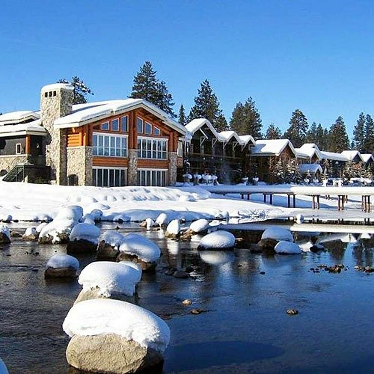 1. McCall, Idaho . The filming destination for the 1940s western film,