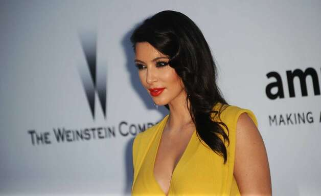 Kim Kardashian, whose net worth is estimated at $38 million, can be your party host for just $300,000. (Photo By AP)