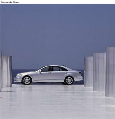 Mercedes-Benz S Class. Live the good life with 6,849 of them.  (Handout photo)