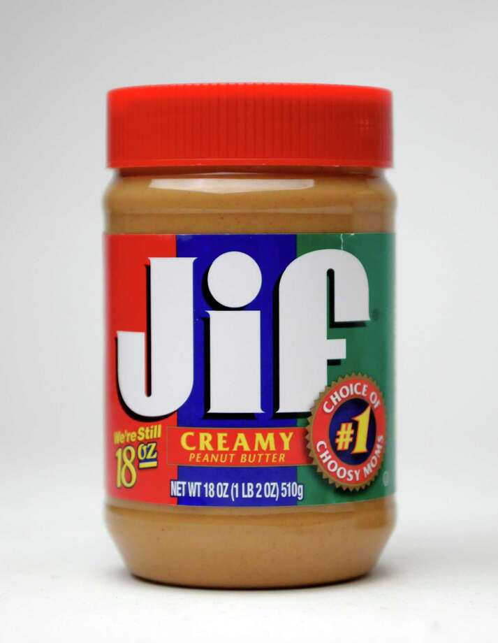 Photograph of Jif Creamy Peanut Butter shot in the Times Union photo studio on Tuesday, Feb. 15, 2011 for chef tested story. Photo: Paul Buckowski / 10012083A
