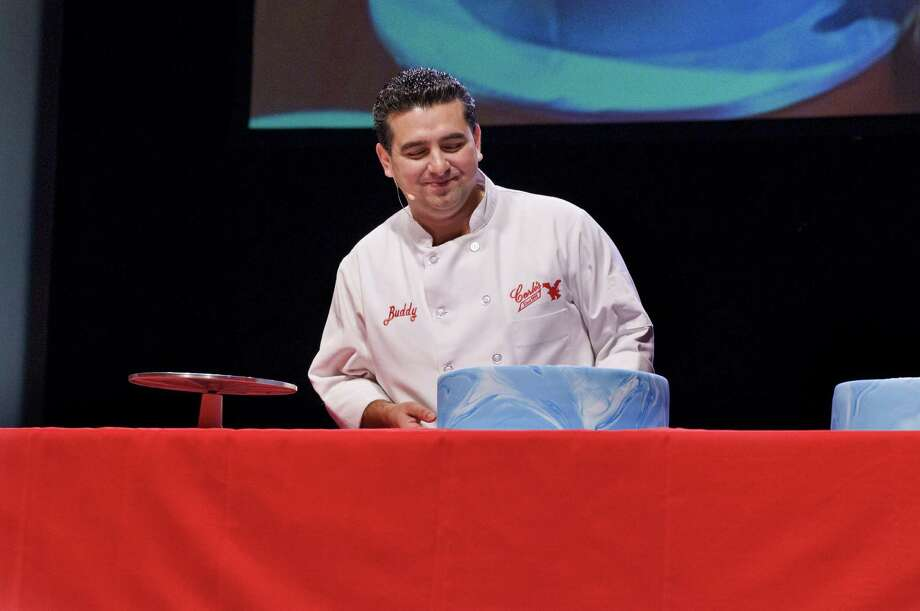 "Buddy ""Cake Boss"" Valastro MILLS ENTERTAINMENT Photo: Thomas Kosa / 2010©Thomas Kosa Photography"