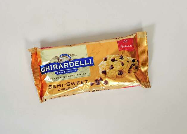 Semi-sweet chocolate chips: Ghirardelli Photo: Autumn Driscoll / Connecticut Post