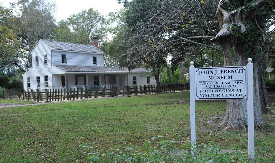 Take a tour of the John Jay French Museum the oldest fully restored standing two story home in Beaumont, where you can see the grounds and home of the French family as it would have been in Beaumont in the mid-1800's.   Dave Ryan/The Enterprise