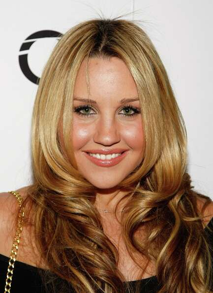 These days it seems Amanda Bynes is more famous for her car accidents than acting.   (Photo by Ethan