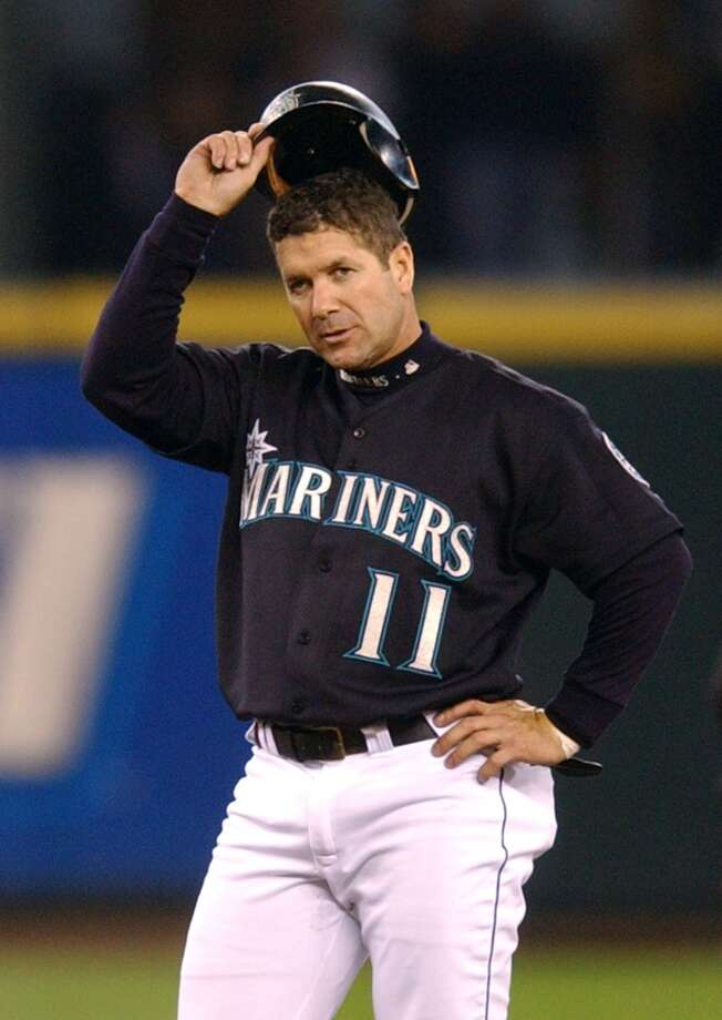 Edgar Martinez(Elaine Thompson / Associated Press)