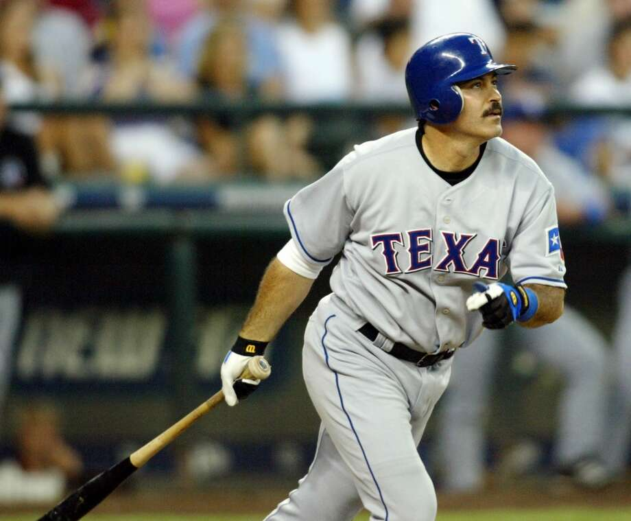 Rafael Palmeiro(John Froschauer / Associated Press)