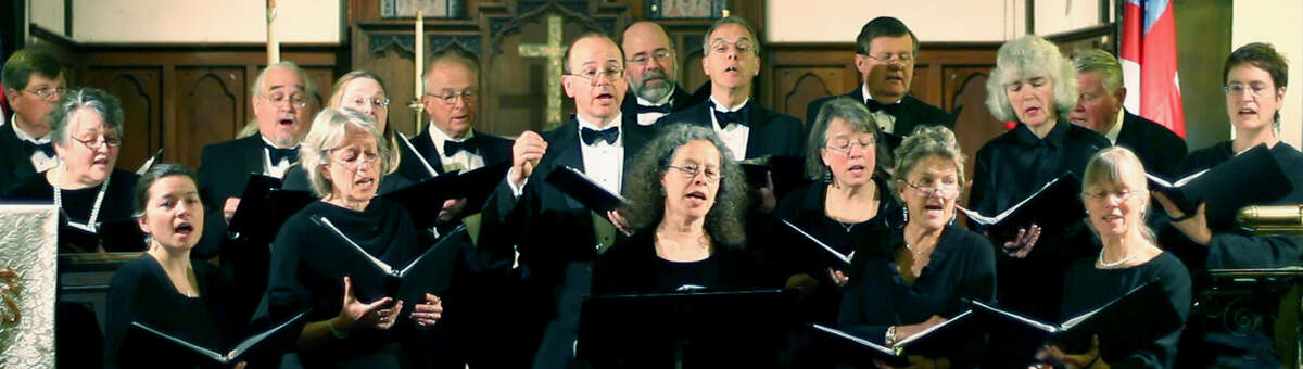 The Kent Singers perform in concert May 7, 2011 at St. Mark's Church in Bridgewater. Courtesy of the Kent Singers