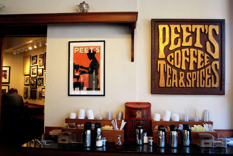 Peets Coffee: Chocolate caramel swirl, $5.30  (SFC) Photo: Megan Farmer / ONLINE_YES