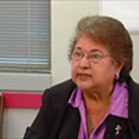 The lawsuit seeks to ban JoAnn Ramon from operating Southern Memorial (Eastview) Cemetery until she received a certificate of incorporation from the Texas secretary of state. Photo courtesy WOAI.com
