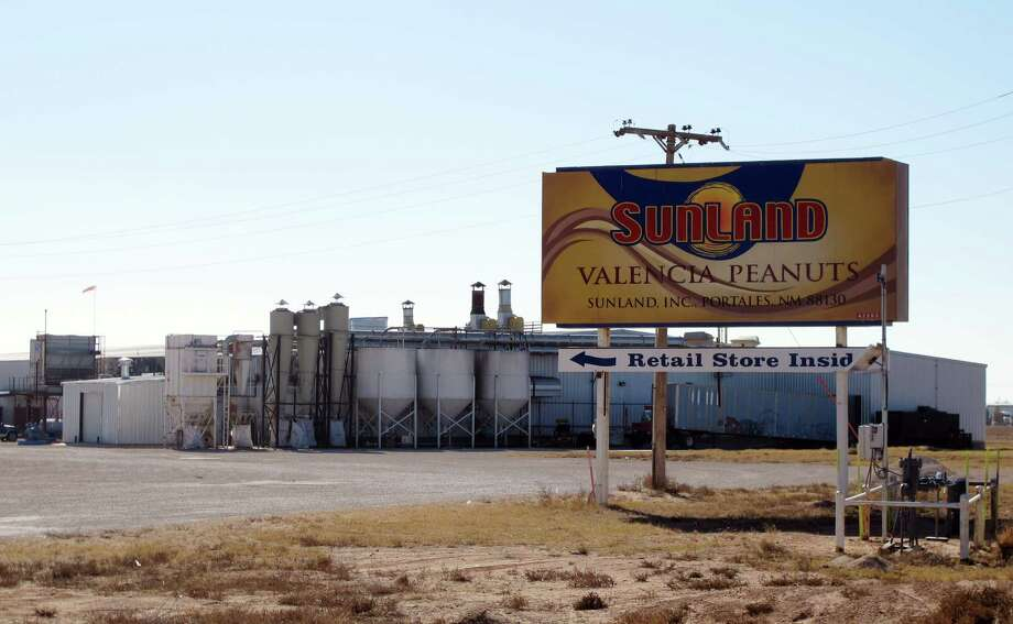 The Sunland Inc. peanut butter and nut processing plant in eastern New Mexico, near Portales, has been shuttered since late September because of a salmonella outbreak that sickened dozens. Photo: Jeri Clausing, STF / AP