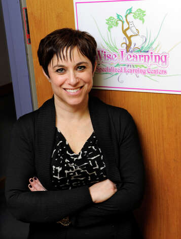 Michele Isenberg, the CEO and founder of Wise Learning, is photographed at her Ridgefield office, Wednesday, Nov. 28, 2012. Photo: Carol Kaliff / The News-Times