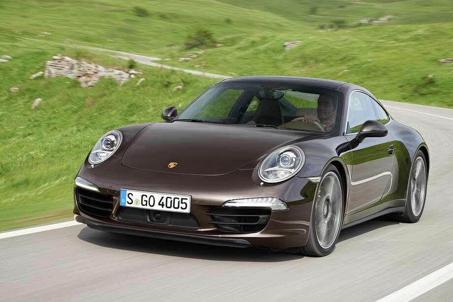 Porsche 911 Carrera 4S Photo: Stefan Warter, Porsche  / ©Stefan Warter/Porsche AG